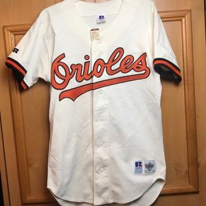 NWT Made in USA Baltimore Orioles mlb jersey